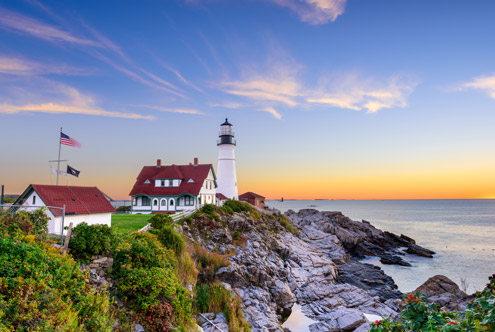 5 Places to Soak in New England Charm