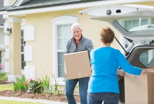Downsizing? 4 Steps to Help Smooth the Transition