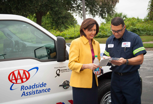 Why AAA Roadside Assistance Outranks Others
