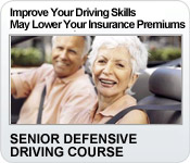 Senior Defensive Driving Courses