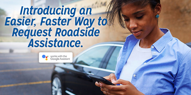 ROADSIDE ASSISTANCE. At the very core of our responsibility to our members is our Roadside Assistance program. This service offers protection and peace of mind, so you know that you're safe, covered, and in good hands with AAA.