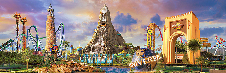 Universal Hotel And Park Package
