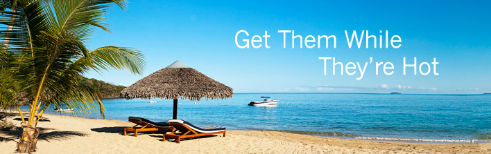 Get Hot Deals On Your Beach Vacation From AAA Travel