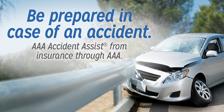 AAA Accident Assist: Standard With Auto Insurance Through AAA
