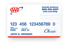 How much is a aaa membership