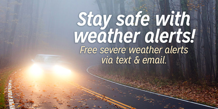WeatherFX Provides AAA Members With Severe Weather Alerts Via Email And SMS TXT