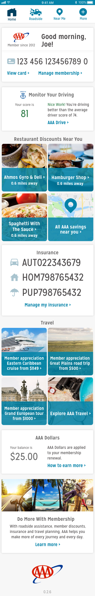 Aaa Mobile App Maps And Directions Road Trip Planner Route Planner