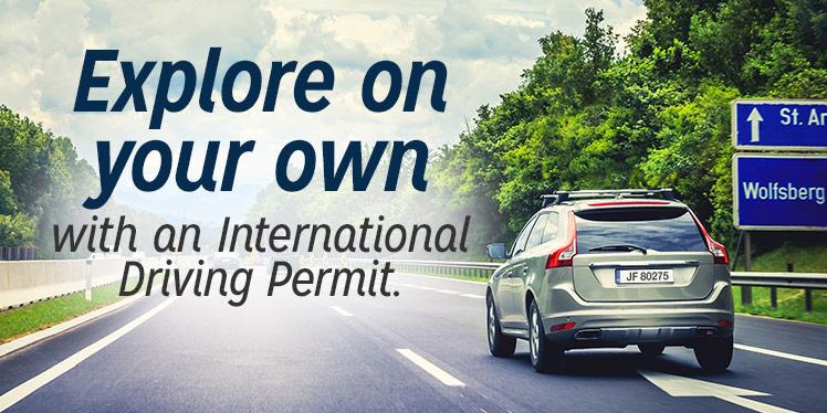 International Driving Permit - IDP | AAA