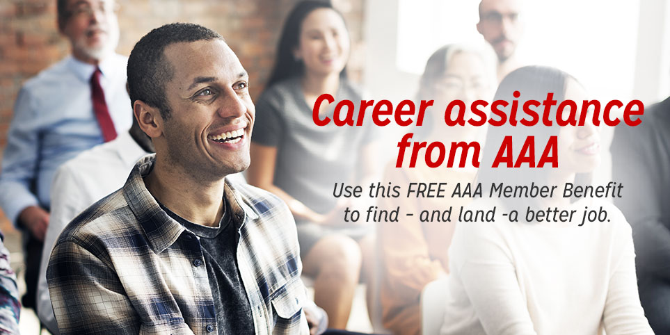 Job search service free to AAA members