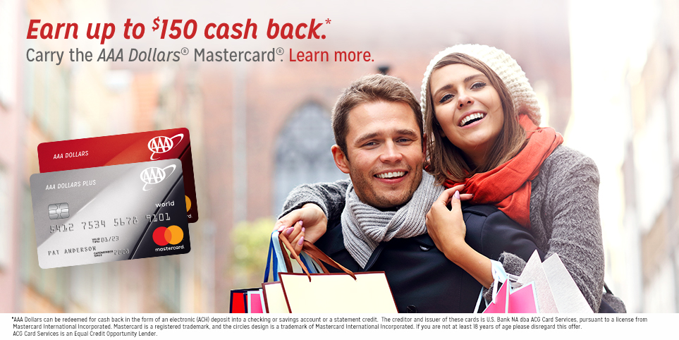 AAA Credit Card Promotion